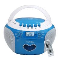 【当当自营】熊猫(PANDA) CD-350 DVD复读机胎教机插卡录音收录机磁带USB播放器MP3播放机收音机(蓝色)