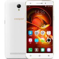 酷派(coolpad) 5367 灵动白 移动联通电信4G智能手机