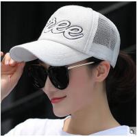 夏天棒球帽子男士户外百女士韩版鸭舌帽遮阳帽搭可爱潮人女学生潮  可礼品卡支付