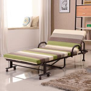 未蓝生活单人折叠床 办公室午休午睡床 保姆儿童陪护值班床 床垫宽70cm厚8cm VLK70