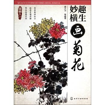 妙趣横生画菊花