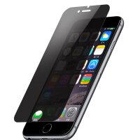 闪魔  iphone6钢化膜 苹果6s plus防偷看7高清防窥膜手机保护膜