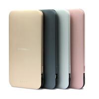 MIPOW IPHONE 6/6s/7充电宝MFi认证迷你苹果专用超薄便携移动电源