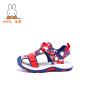 【两件6折 三件5折】MIffy米菲儿童凉鞋男童2017夏季新款童鞋女童男孩宝宝包头沙滩鞋
