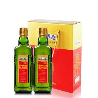 [当当自营] 西班牙进口 BETIS贝蒂斯 特级初榨橄榄油 礼盒装 500ml*2