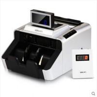 得力3919验钞机银行专用B类点钞机 真人语音/USB升级