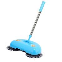 家用手推式扫地机 手动洁地机 扫帚 扫把 簸箕 拖把