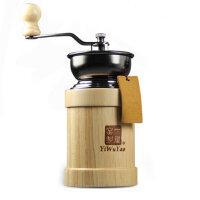 家用手动咖啡机磨粉磨豆机手摇咖啡豆研磨机 复古