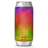 JBL Pulse2 音乐脉动 炫彩无线蓝牙便携音箱 苹果蓝牙音响/低音炮 锂电手机蓝牙音箱 数码礼品创意礼物 - 珍珠白