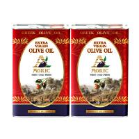 [当当自营] 阿格利司 特级初榨橄榄油铁桶礼盒