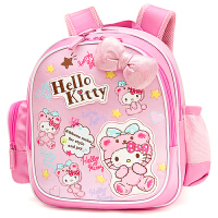 HelloKitty凯蒂猫 KT猫儿童幼儿园书包学前班双肩包661641