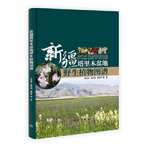 【新疆塔里木盆地野生植物图谱图片】高清图