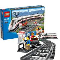 [当当自营]LEGO 乐高 CITY城市系列 高速客运列车 积木拼插儿童益智玩具 60051