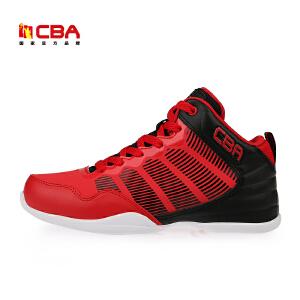 CBA女子篮球鞋 女款减震耐磨防滑透气中高帮球鞋学生运动鞋女球鞋