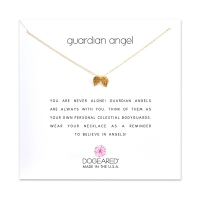 Dogeared/多琪儿 项链女神项链天使之翼美国直邮正品保证