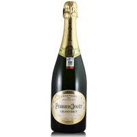 法国原装原瓶进口葡萄酒起泡酒 巴黎之花珍藏霞多丽干型香槟红酒 750ml