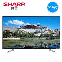 【当当自营】夏普 SHARP LCD-60SU465A 60英寸LED智能液晶4K平板电视机