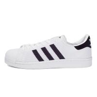 Adidas阿迪达斯男鞋 三叶草贝壳头休闲板鞋 BB2236