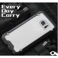 休闲简约防滑舒适耐用G9350战术防摔硅胶套保护套EDC三星S7 edge手机壳G9300手机套