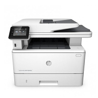 【当当自营】惠普HP LASERJET PRO MFP M427FDW 黑白激光多功能打印复印扫描传真一体机  自动双面 无线直连 彩色触屏
