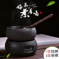 半自动触摸屏电磁炉煮茶器陶瓷家用茶壶电热电陶炉套装养生温茶炉