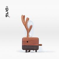 迷鹿台灯 壹贰艺术工坊 独立设计师纯手工打造