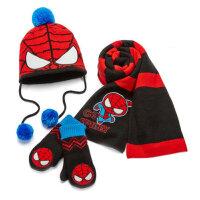 儿童冬季新年三件套 帽子围巾手套 保暖