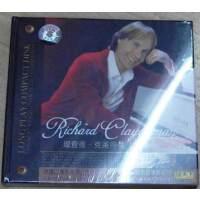 正版发烧冠天下唱片理查德克莱得曼钢琴曲珍藏版黑胶CD车载CD