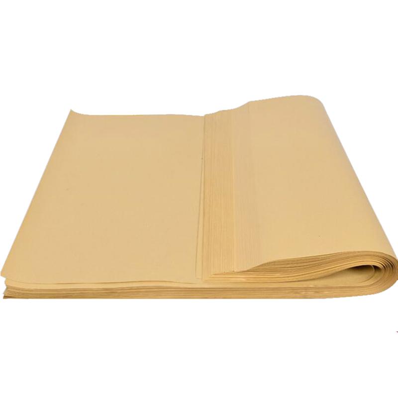 包装纸 装裱纸 大张牛皮卡纸厚卡纸牛皮纸包装纸标书