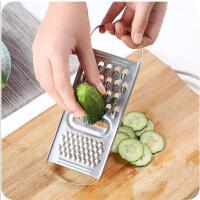 家用多功能不锈钢刨削擦切丝器厨房土豆切片切菜神器