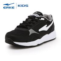 鸿星尔克(ERKE)童鞋 男童2017春季新款儿童运动鞋时尚休闲鞋跑步鞋中大童男童鞋