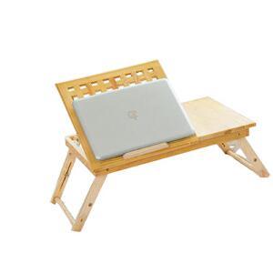 御目 电脑桌 折叠笔记本电脑桌书房客厅卧室床上用小桌子宿舍懒人简约书桌学习桌炕桌写字桌饭桌桌子 创意家具