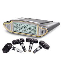 福特汽车胎压监测太阳能轮胎检测仪器tpms无线内置通用福克斯
