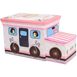 御目 凳子 多功能卡通收纳凳收纳盒收纳柜收纳架玩具收纳箱折叠储物凳子柜子椅子儿童沙发儿童玩具礼品生日礼物换鞋凳可坐人 创意家具