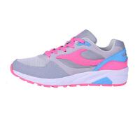 特步女鞋2017春季新款女运动鞋跑步鞋休闲鞋轻便透气防滑耐磨复古984118329710