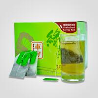 Lipton/立顿绿茶包 车仔绿茶400g 袋泡茶叶港式红茶2gX200袋/盒装