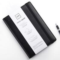 卡杰再生本创意绑带记事本草稿本子封皮办公文具笔记本可定制
