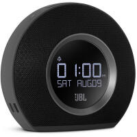 JBL Horizon音乐地平线 无线蓝牙小音箱 桌面迷你音响 音箱 带闹钟和收音机
