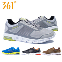 361度男鞋运动鞋跑步鞋男361秋冬季跑鞋缓震防滑气垫鞋C