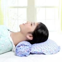艾桐家居颈椎枕 茶叶枕 三合一鸳鸯枕头 可拆分使用 无需枕套 可拆洗