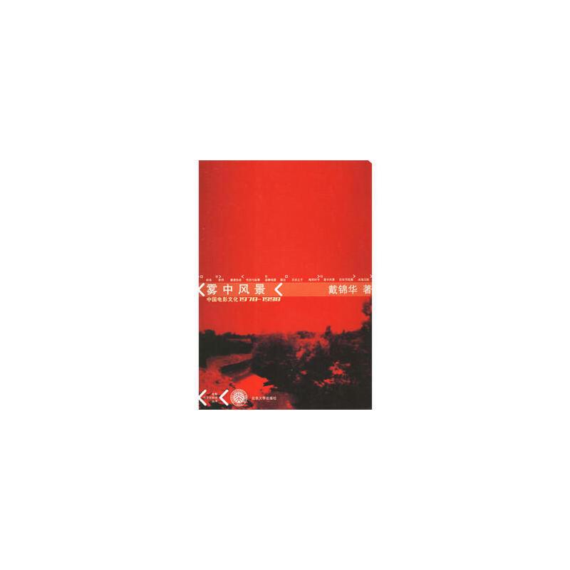 雾中风景:中国电影文化(1978-1998)(第二版),北京大学出版社