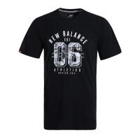 New Balance/NB 运动休闲圆领短袖T恤 AMT71640BK