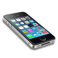 苹果4钢化前膜ip4手机贴膜pg4四手机膜薄iphone4s刚化膜蓝光 防爆