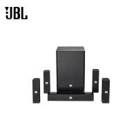 JBL CINEMA 525蓝牙一体式功放低音炮音响5.1家庭影院套装音箱