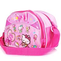 Hello Kitty 凯蒂猫 儿童斜挎包女孩可爱单肩包 661269