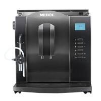 美宜侬/MEROL ME-708 意式咖啡机家用全自动 商用磨豆自动打奶泡