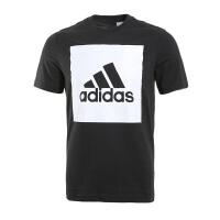 Adidas阿迪达斯 男子运动休闲短袖T恤 S98724 现