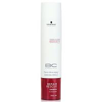 施华蔻洗发水进口保丽修护强健洗发露 修复受损烫染发质250ml