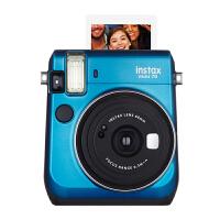 Fujifilm/富士 instax mini70一次成像相机 拍立得胶片 趣奇相机 - 冰晶蓝
