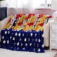 法兰绒毯毛毯珊瑚绒毯子加厚床单冬用法莱绒毯双/单人